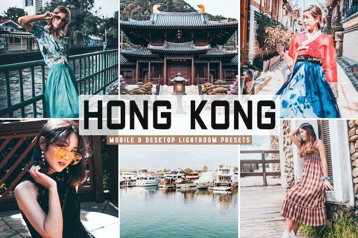 Thumbnail for Hong Kong Mobile & Desktop Lightroom Presets