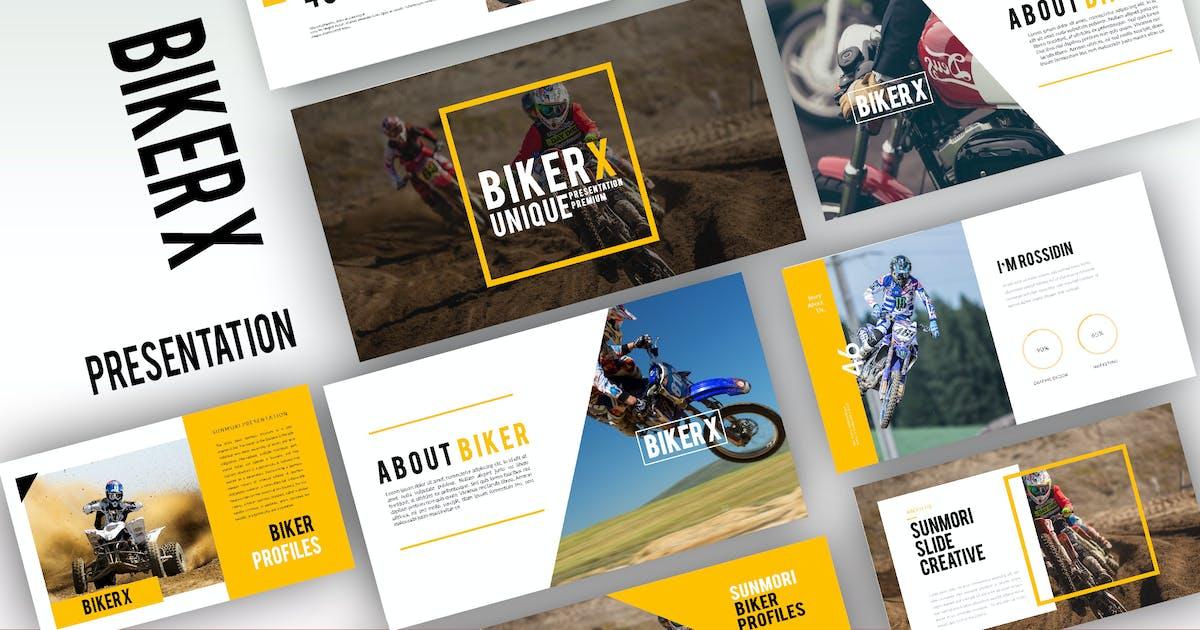 Download Biker X Powerpoint by Fourtyonestd