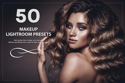 50 пресетов для макияжа Lightroom