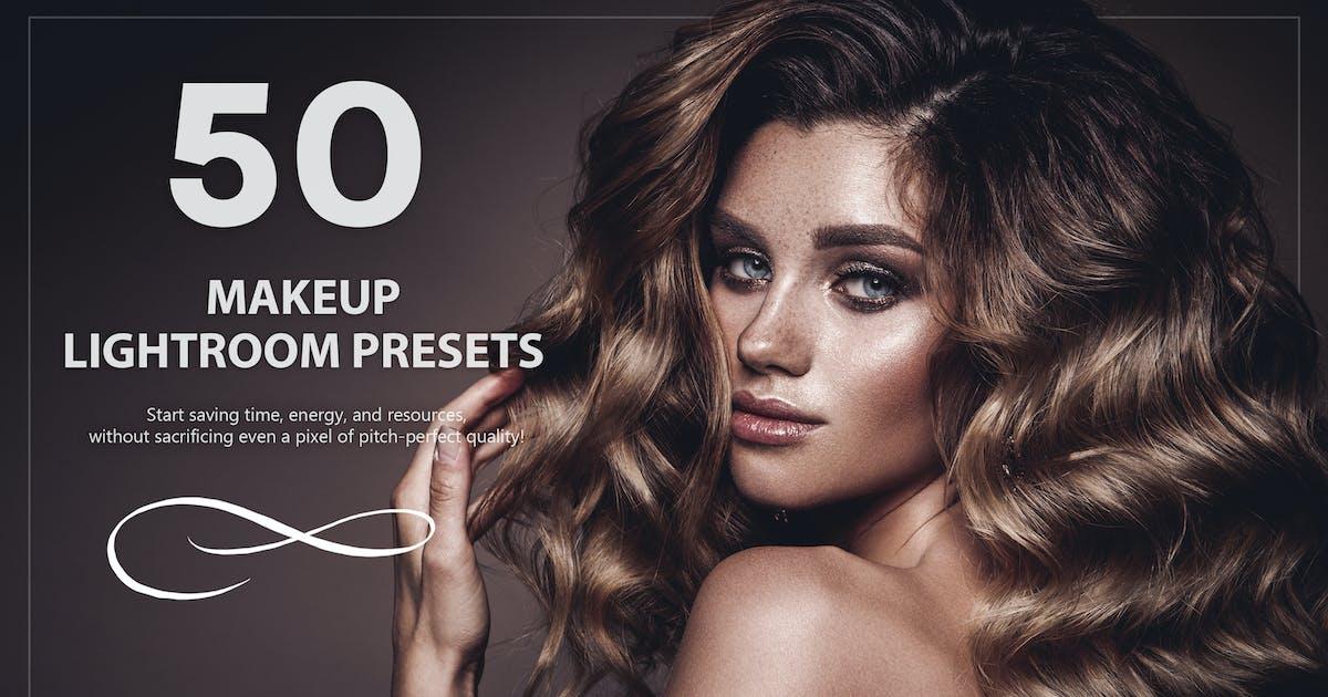 Download 50 Makeup Lightroom Presets by Eldamar_Studio