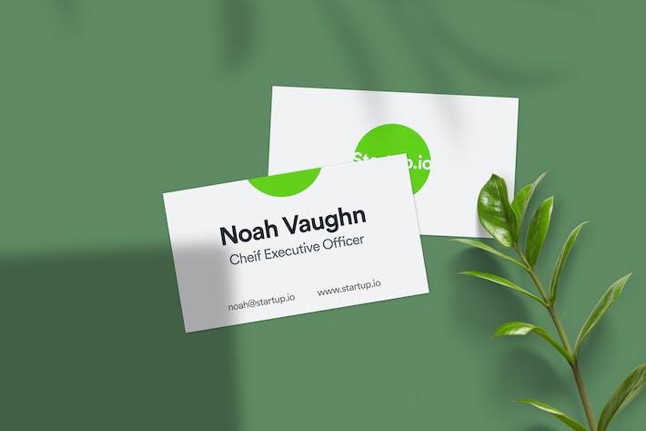 Thumbnail for Business Card Mockup Vol 03