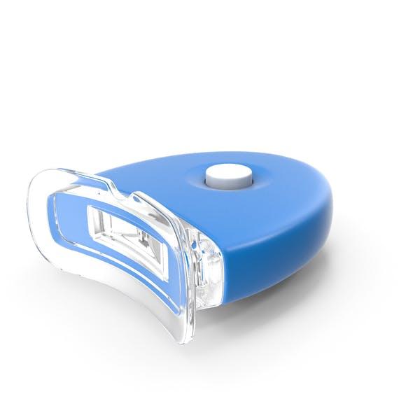 Lámpara de blanqueamiento de dientes LED de flash apagado
