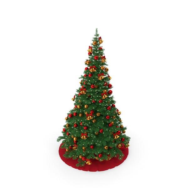 Feiertags-Weihnachtsbaum