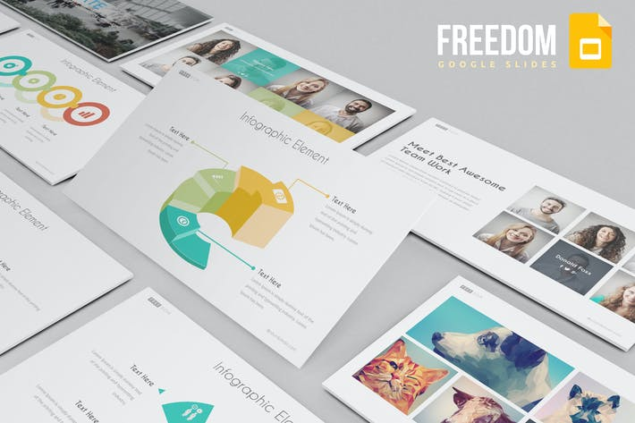 Freedom - Google Slides Template