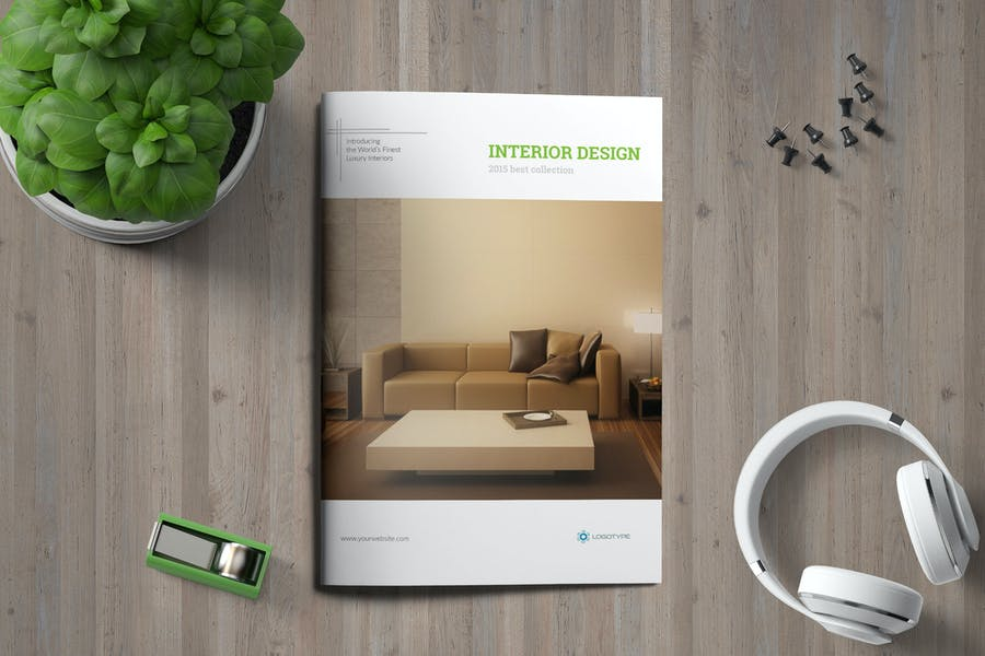 Interior Catalog/Brochure