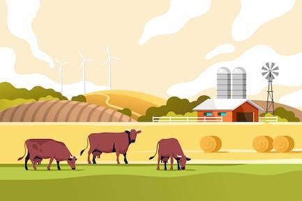 Landwirtschaft und Landwirtschaft