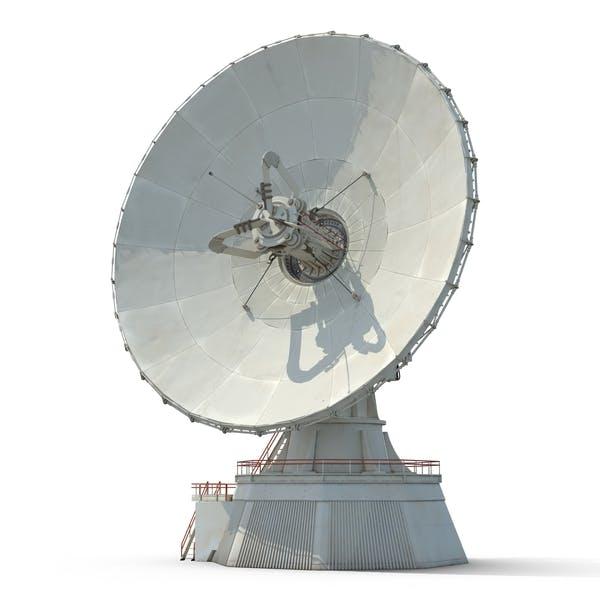 Большая спутниковая тарелка