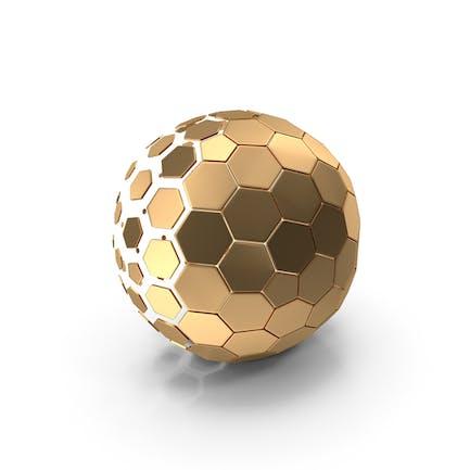 Hex Ball Logo