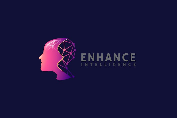 Thumbnail for Modern Human Brain and Intelligence Logo