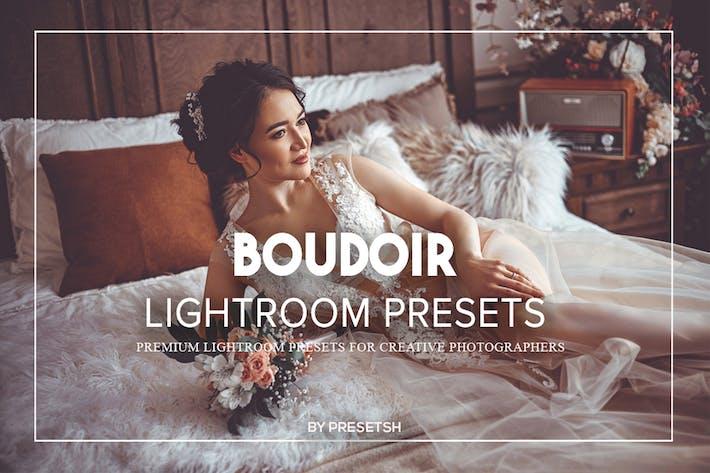 Thumbnail for Пресеты Будуара Lightroom