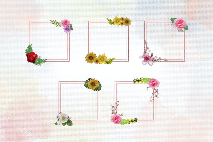 Thumbnail for Flower Frames
