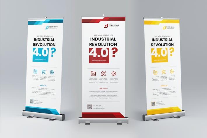 Thumbnail for Workshop Roll Up Banner Promotion