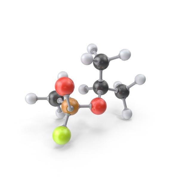 Thumbnail for Sarin Molecule