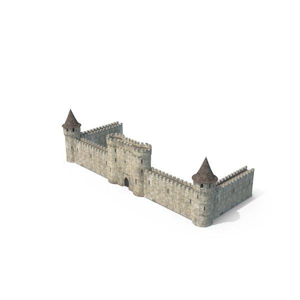Замок Гейтхаус