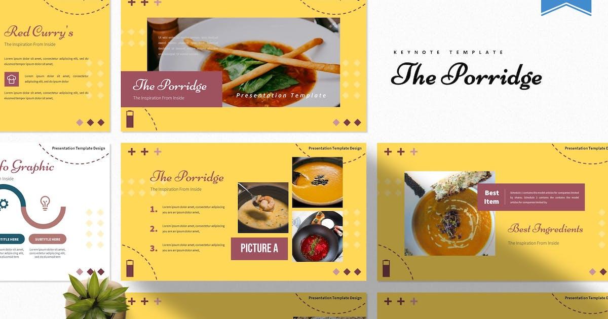 Download The Porridge | Keynote Template by Vunira