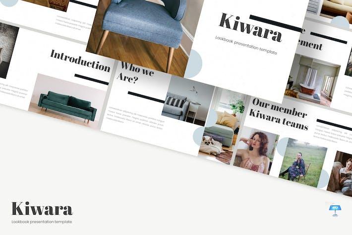 Thumbnail for Kiwara - Keynote Template