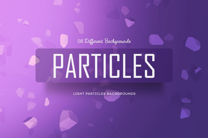 Thumbnail for Light Particles Backgrounds