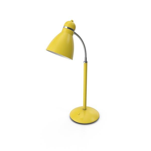 Офисная Лампа Желтая