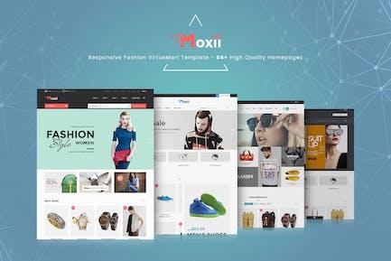 Moxii - Plantilla VirtueMart de moda Responsivo
