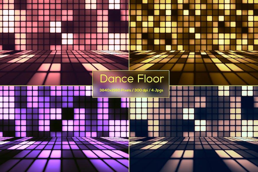 Dance Floor Backgrounds