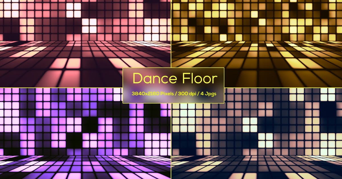 Download Dance Floor Backgrounds by StrokeVorkz