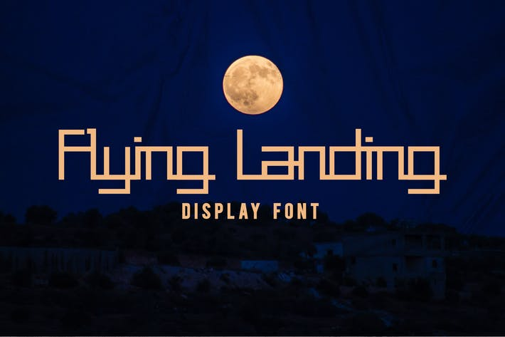 Thumbnail for Flying Landing