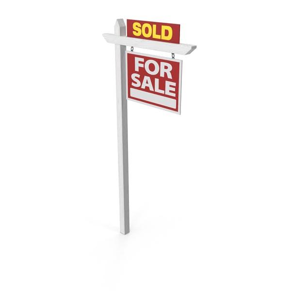 Signo de Página de inicio para la venta