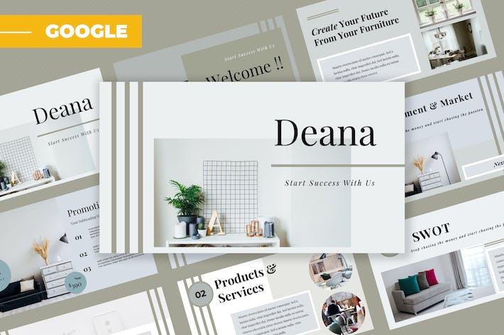 Deana Furniture Google Slides Presentation