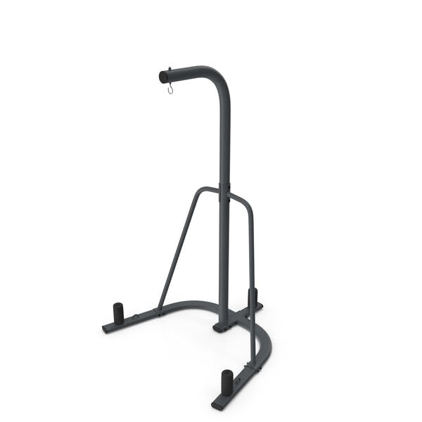 Free Standing Heavy Bag Stand