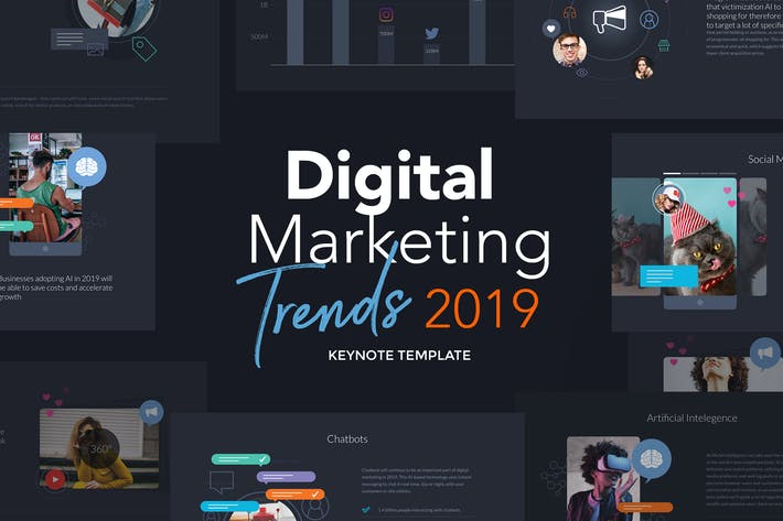 Cover Image For Digital Marketing Trends 2019