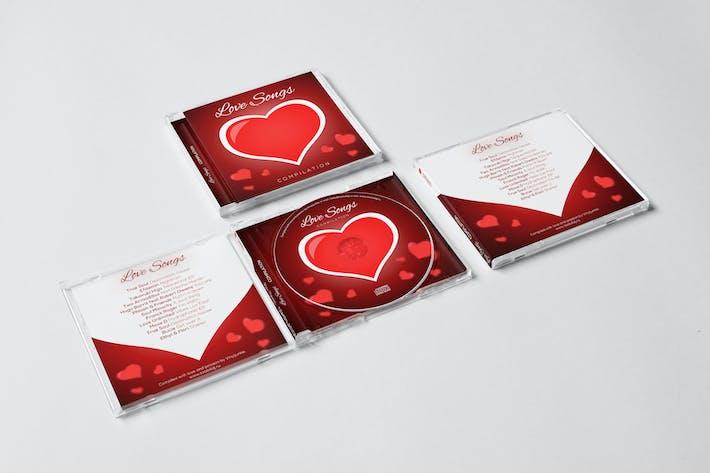 Thumbnail for Valentinstag CD-Cover Artwork