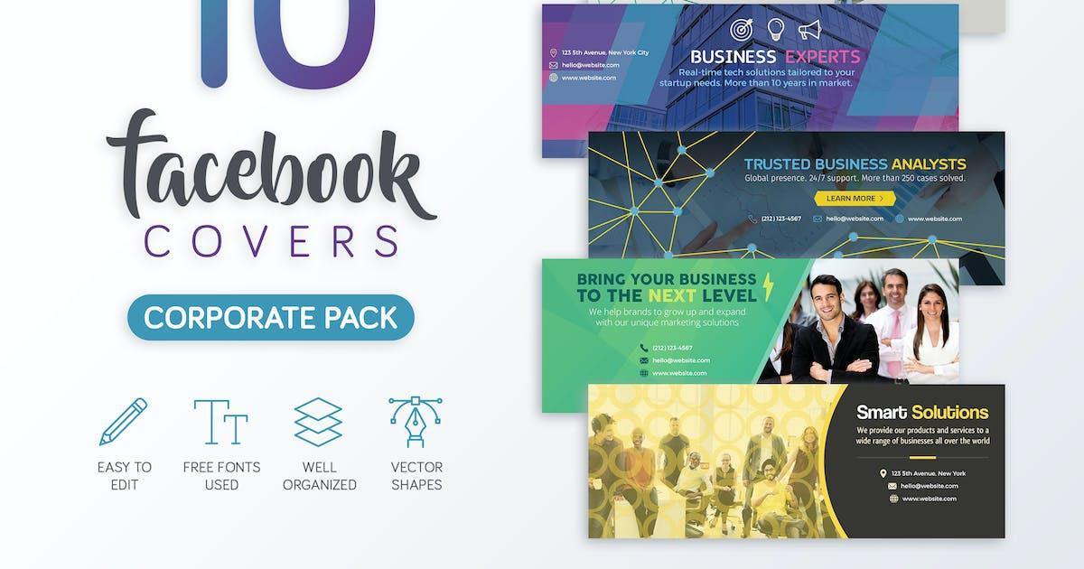Download Corporate Facebook Cover by brandifystudio