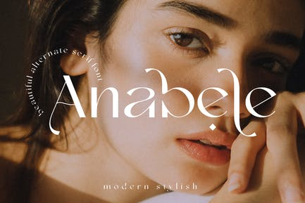 Anabele | Moderne et élégant
