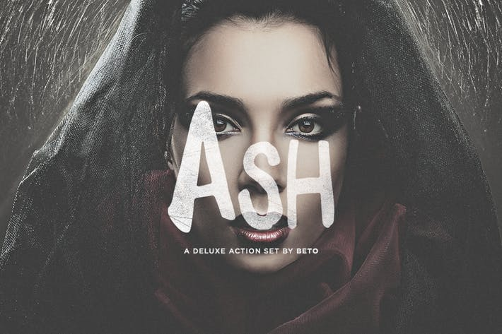 Cover Image For Ash Action