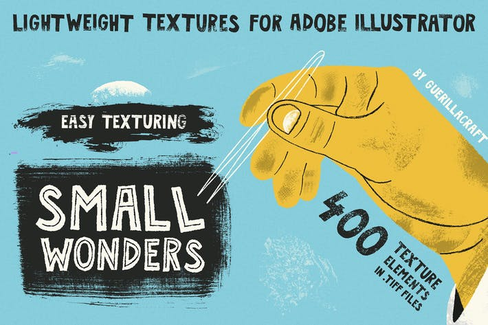 Thumbnail for Small Wonders - 400 Texture Elements