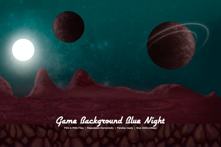 Game Background Lost Planet