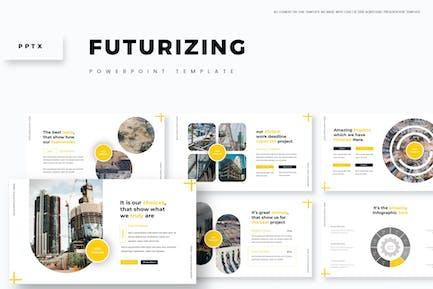 Futurizing - Powerpoint Template