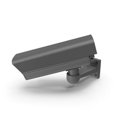 Security Camera Metallic