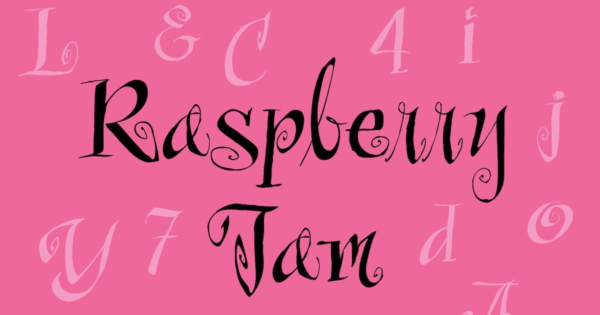 Download Raspberry Jam by WalcottFonts