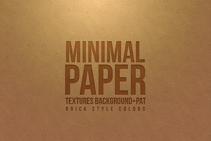 Cover Image For Minimal Paper Backgrounds - Patterns - Brick Style