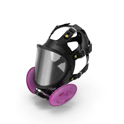 Full Face Cycling Mask with Cotton Filter