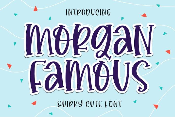 Thumbnail for Morgan Famoso