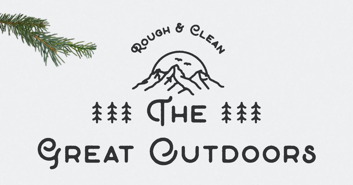 Download The Great Outdoors by hustlesupplyco