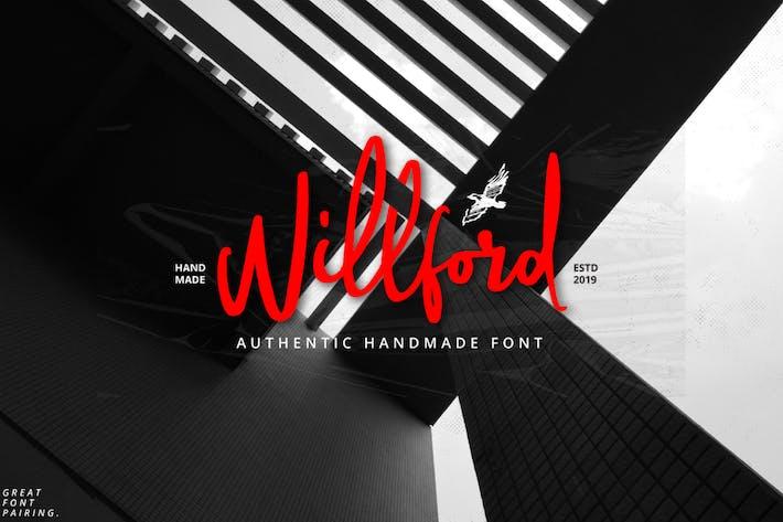 Thumbnail for Willford Brush