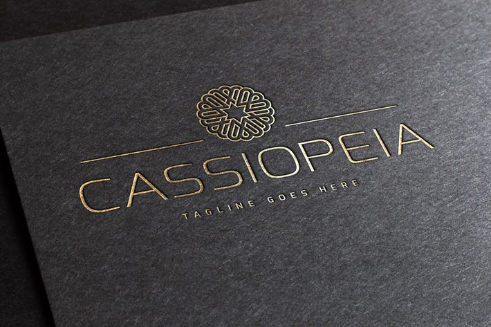 Thumbnail for Cassiopeia Logo Template