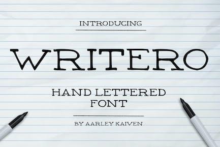 Writero