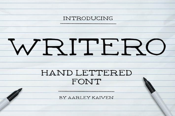 Thumbnail for Writero