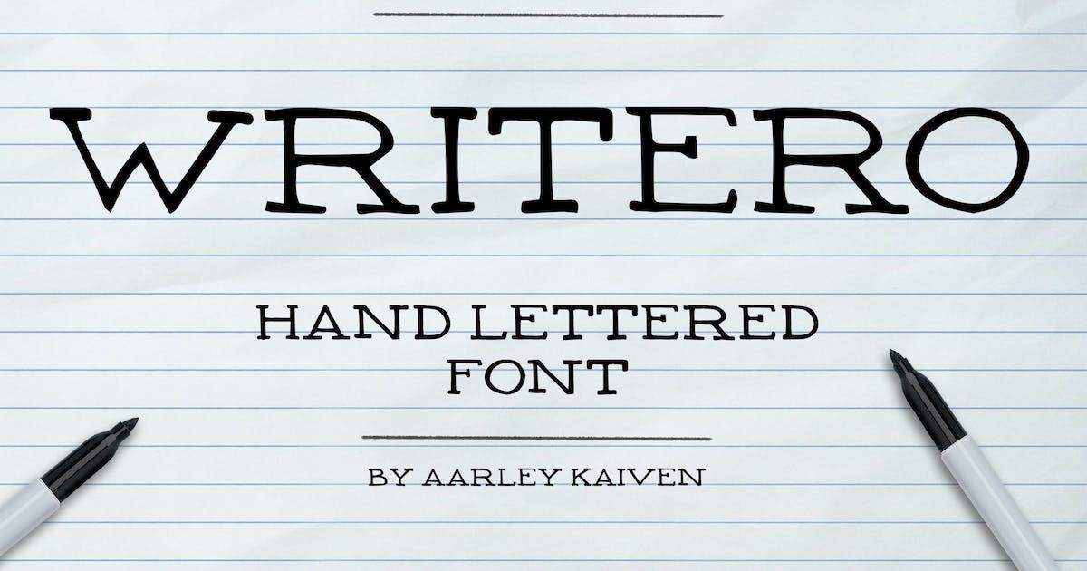 Download Writero by aarleykaiven