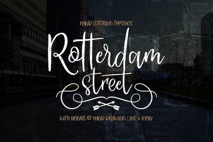 Thumbnail for УЛИЦА ROTTERDAM - ручная