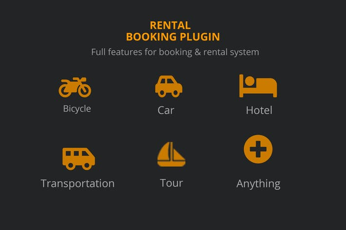 Thumbnail for Rental Booking Plugin Woocommerce - BRW